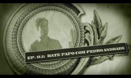 Pedro Andrade fala sobre dinheiro e carreira