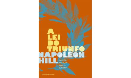 A Lei do Triunfo – Napoleon Hill