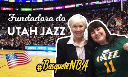 Como é ter um time de basquete da NBA – UTAH JAZZ