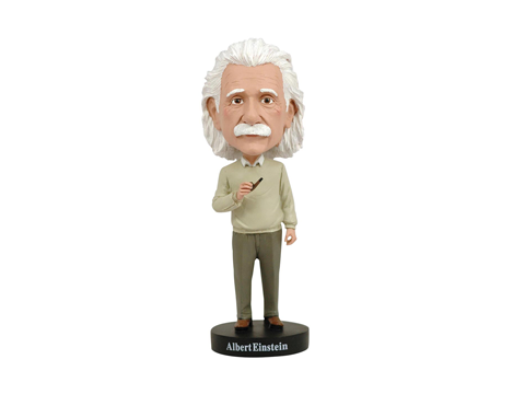 Albert Einstein Bobblehead