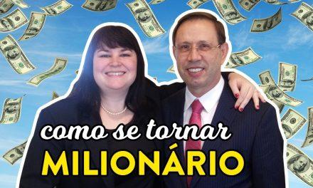 Carlos Wizard Martins dá dicas de como se tornar um milionário