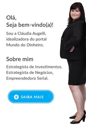 Claudia Augelli - Estrategista de Negócios e Investimentos