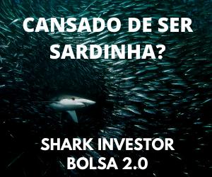 Treinamento Shark Investor Bolsa 2.0
