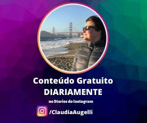 Instagram Cláudia Augelli
